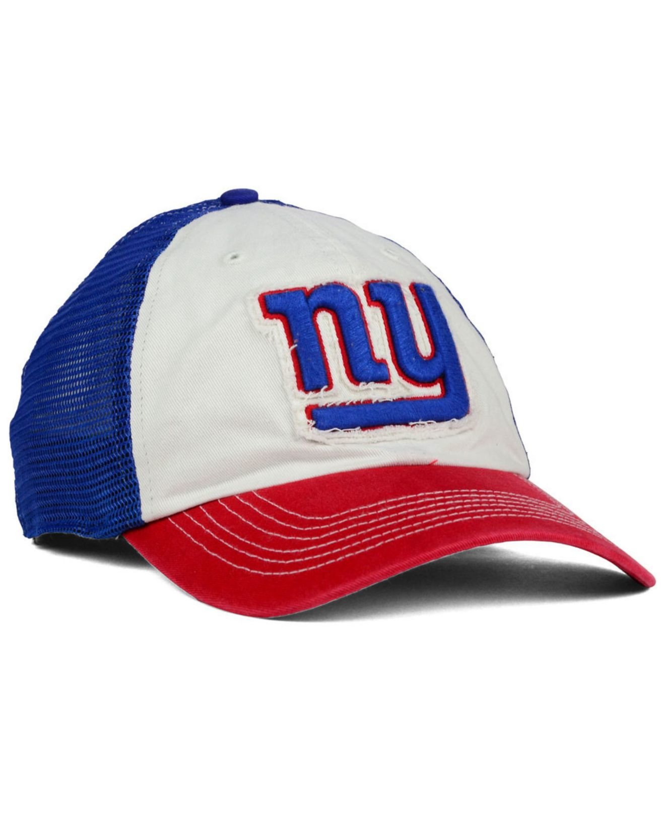 47 brand new york giants privateer closer cap in red for. Black Bedroom Furniture Sets. Home Design Ideas
