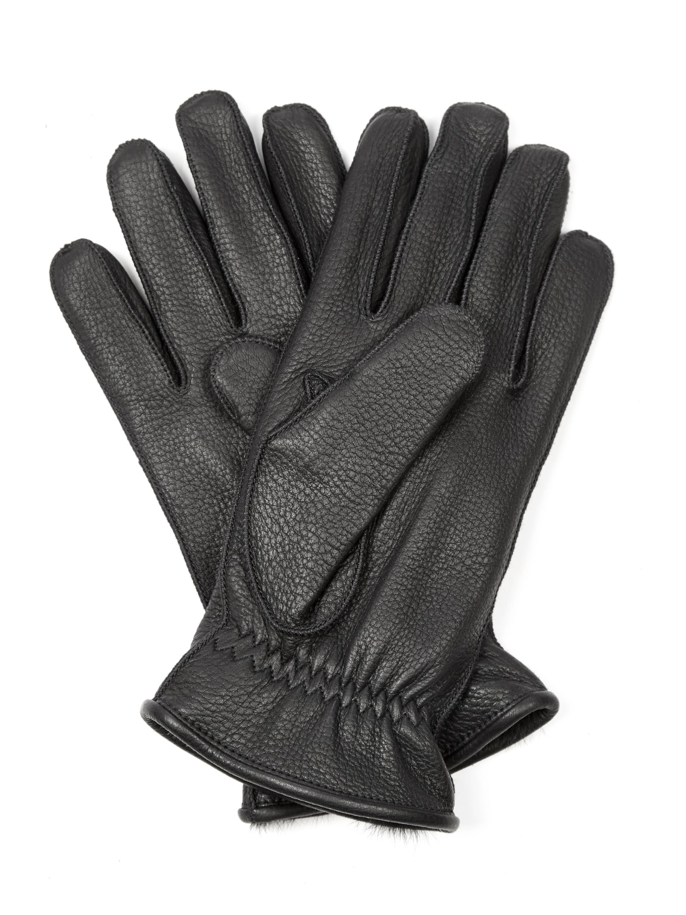 Mens leather gloves rabbit fur lined - Gallery Previously Sold At Matchesfashion Com Men S Leather Gloves