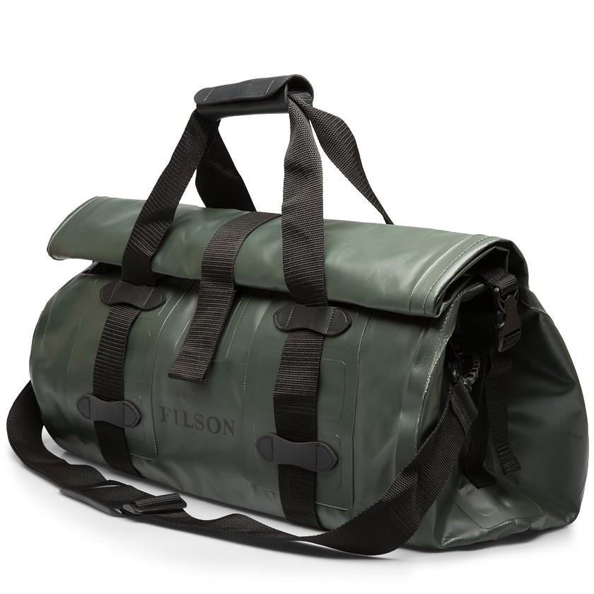 Filson Green Dry Medium Duffle Bag In For Men
