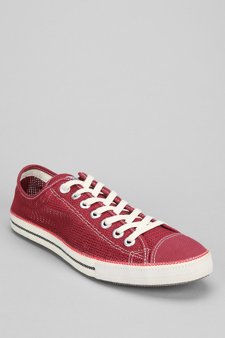 525a8c0e1070 Lyst - Converse Chuck Taylor Chuckout Mesh Mens Sneaker in Red for Men