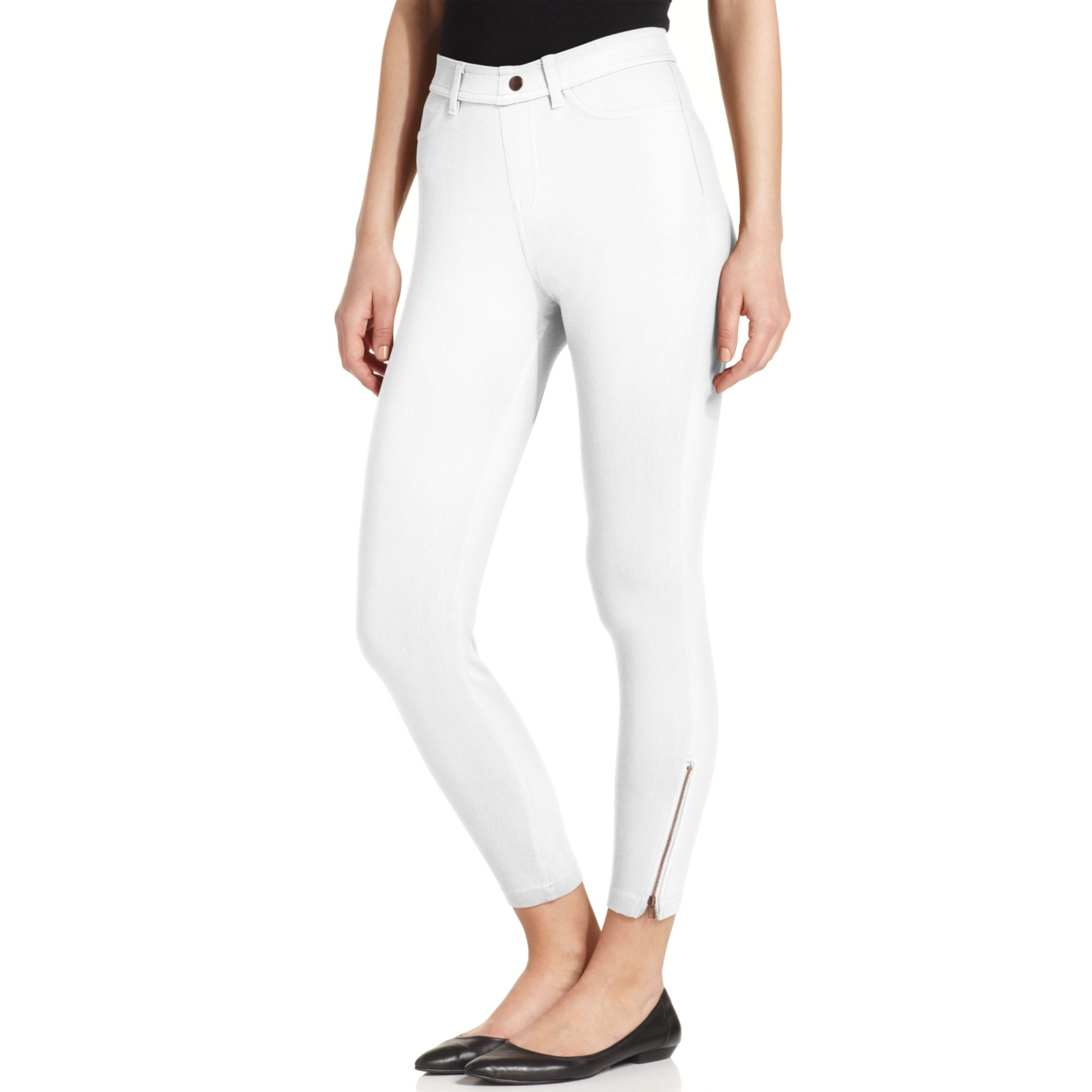 White Hue Leggings