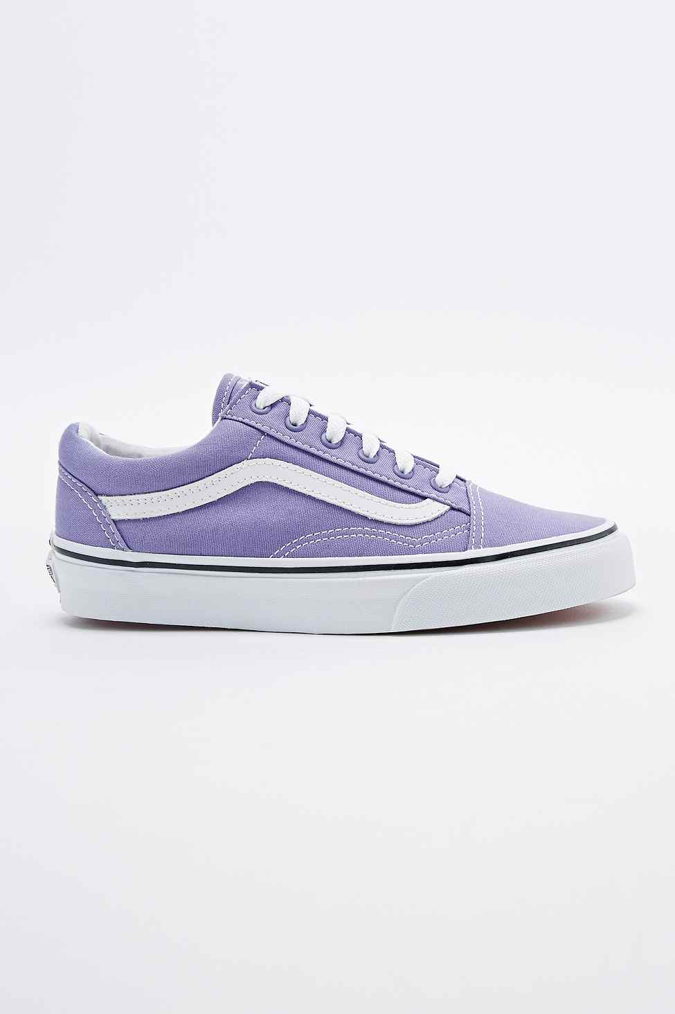 Vans OLD SKOOL - Trainers - lilac
