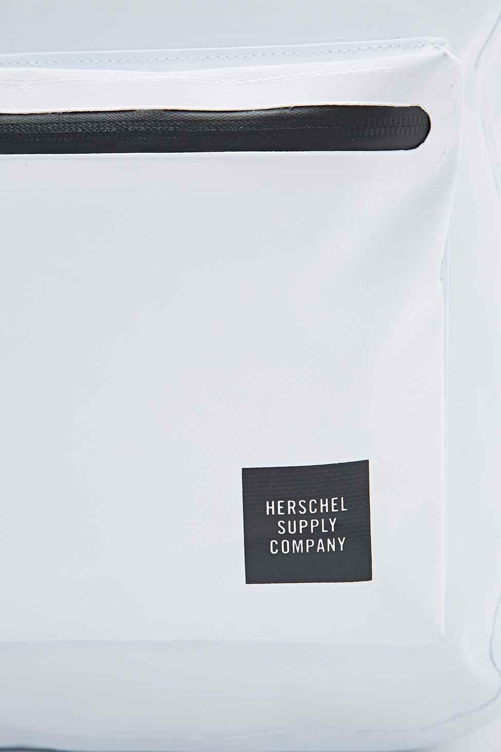 226d1016be42 Herschel Supply Co. Settlement Studio Tarpaulin Backpack In White in ...