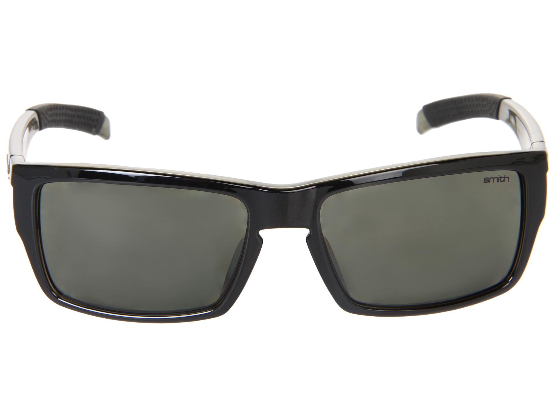 Smith Polarized Sunglasses  smith optics outlier polarized in black for men lyst
