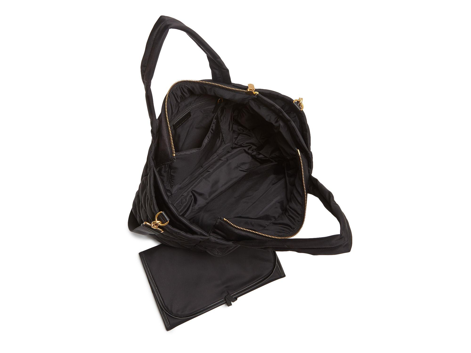 marc by marc jacobs diaper bag crosby quilt nylon. Black Bedroom Furniture Sets. Home Design Ideas