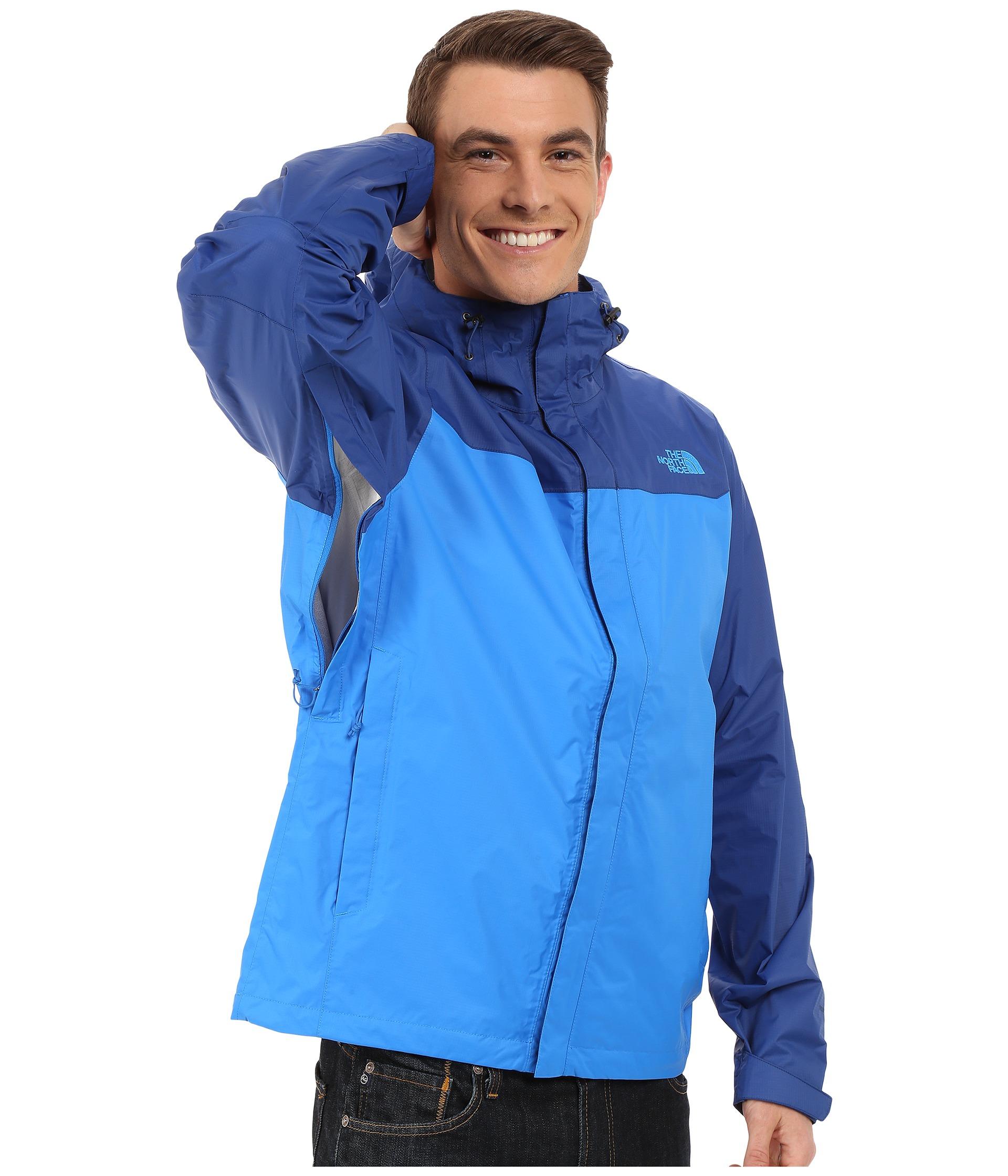a0e854da8 best price north face venture jacket blue 849e9 0640a