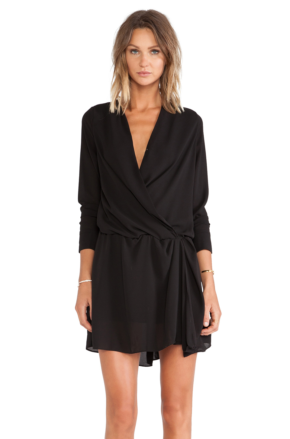 Lyst Heartloom Celine Dress In Black