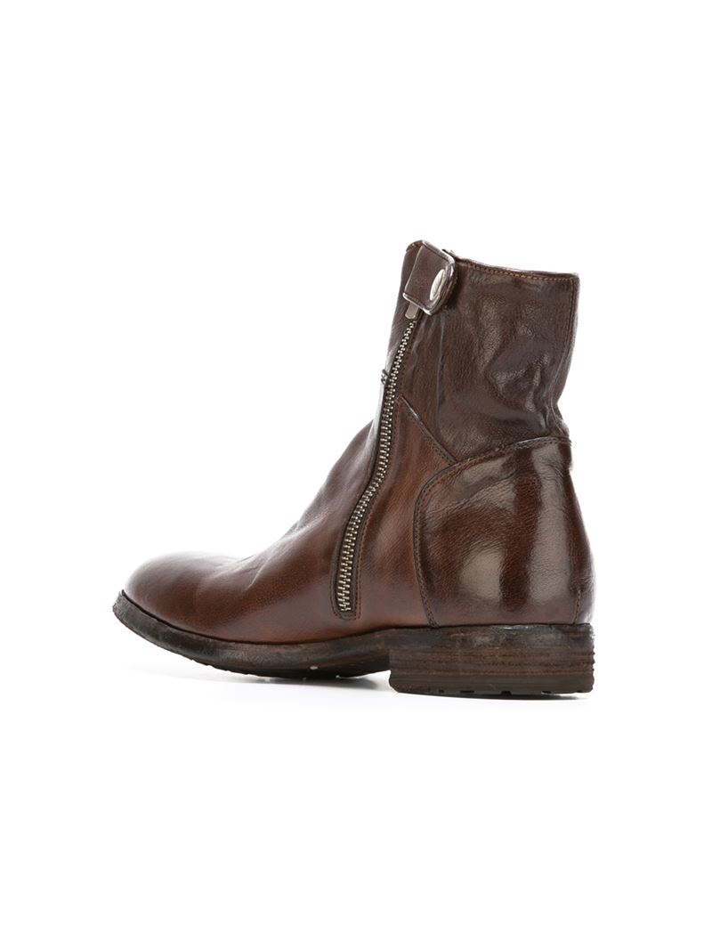 Fantastic Officine Creative Womenu0026#39;s Boots Muse 021 T.Moro | APIA