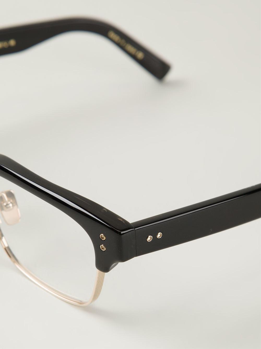 4212498baf9 Dita eyewear   39 statesman  39  Glasses in Black for Men