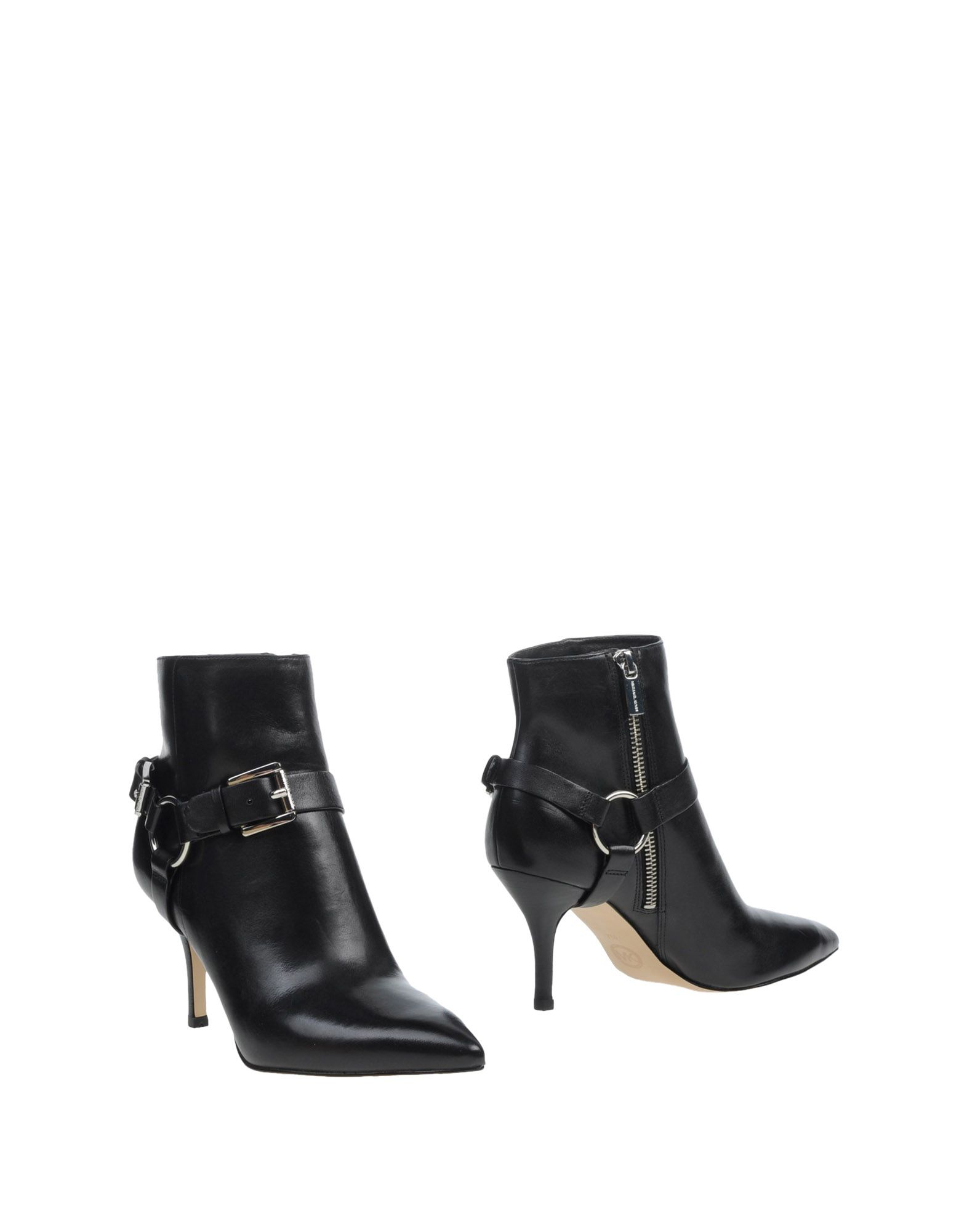 Lyst Michael Michael Kors Ankle Boots In Black