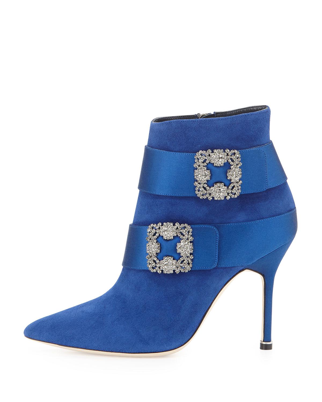 Waterprooff Shoes Electric Blue
