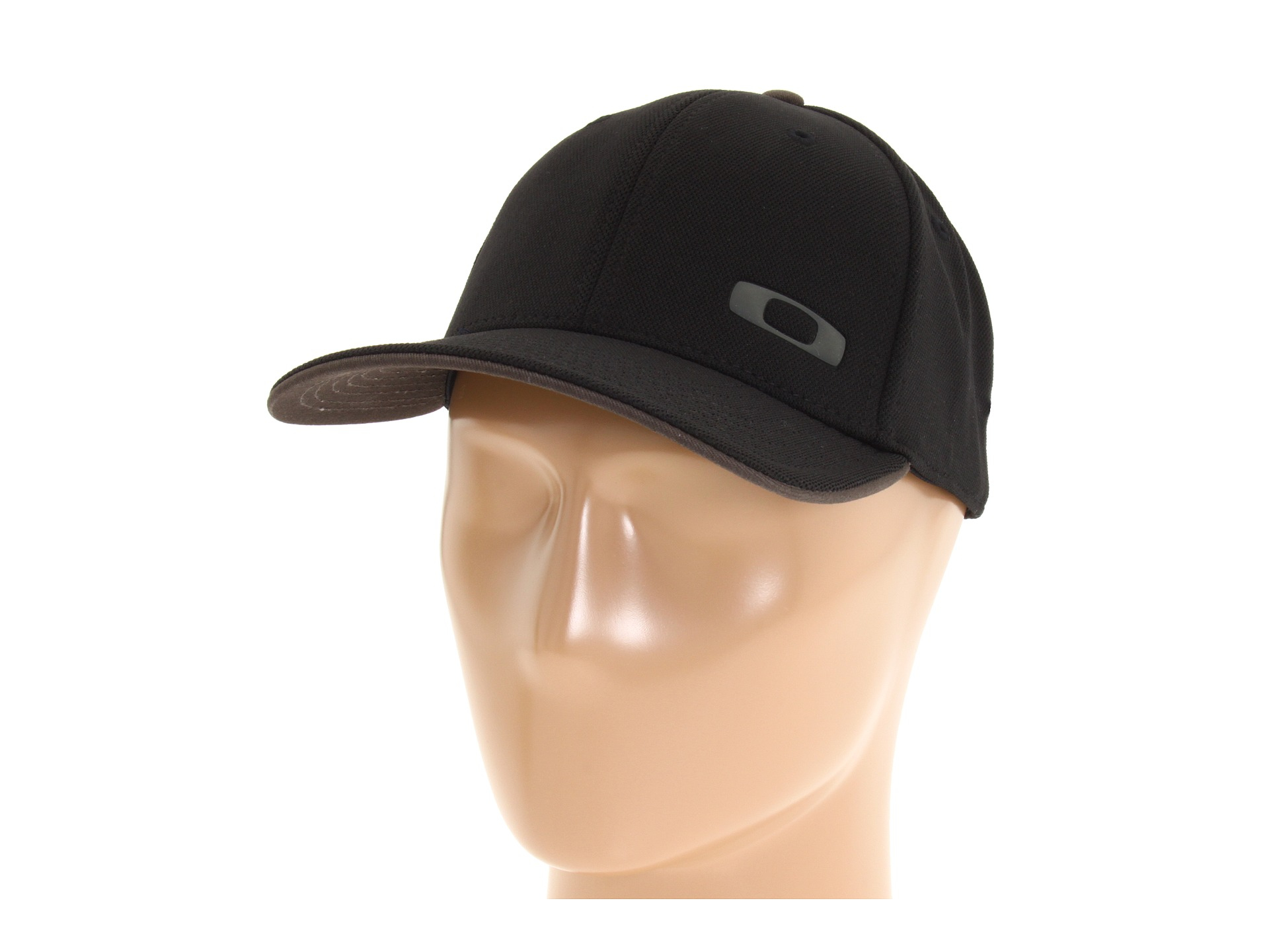 65092a076a7 ... discount code for lyst oakley silicon o cap 30 in black for men 7b31c  006ab
