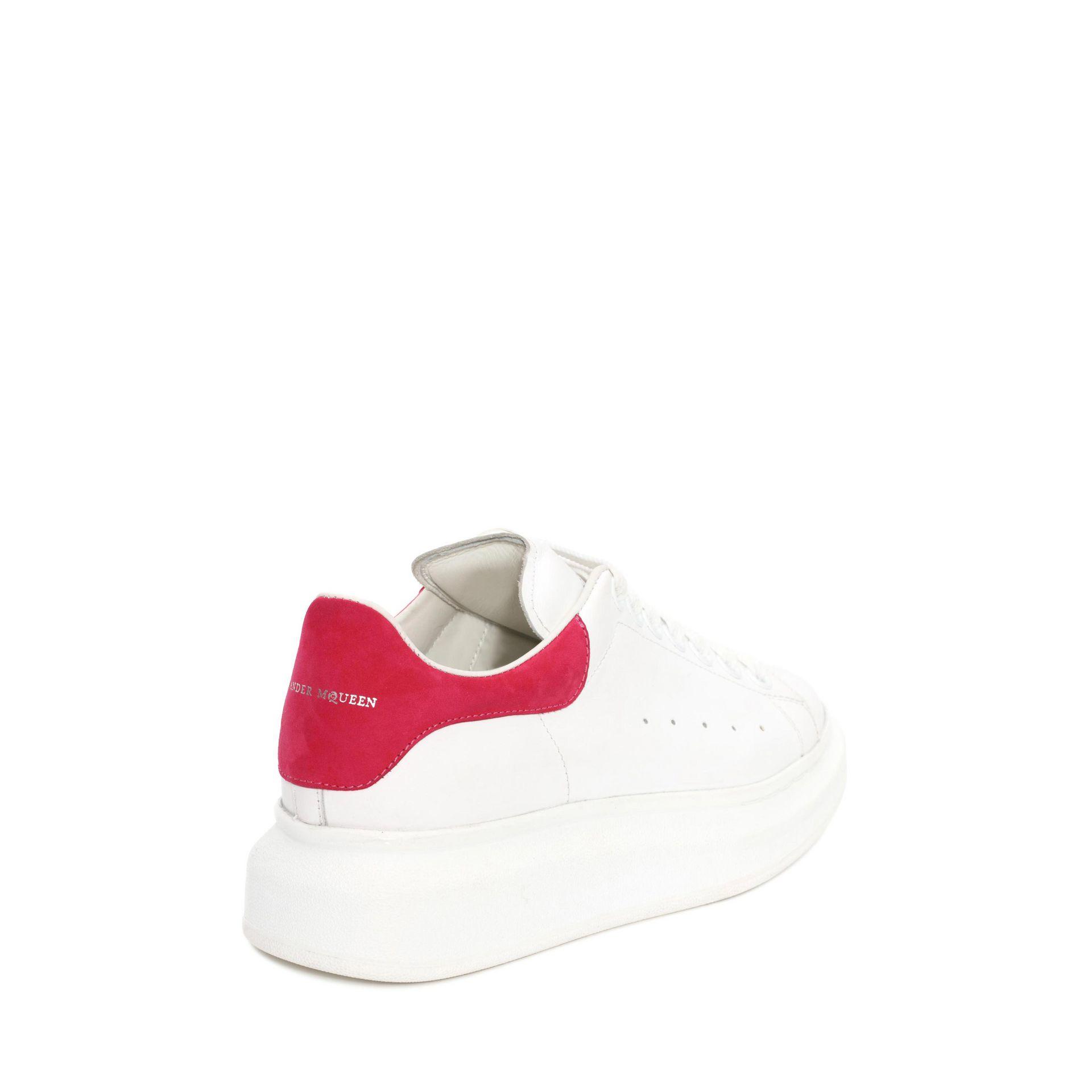 5ea7a02c2e76 Lyst - Alexander McQueen Oversized Sneaker in Pink for Men