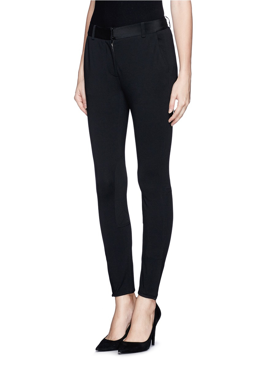 Perfect Tailored Pants Women  Pants Women On Jil Sander Online Store