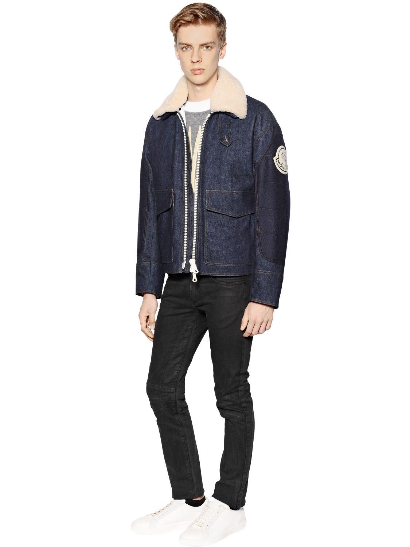moncler ami jeans
