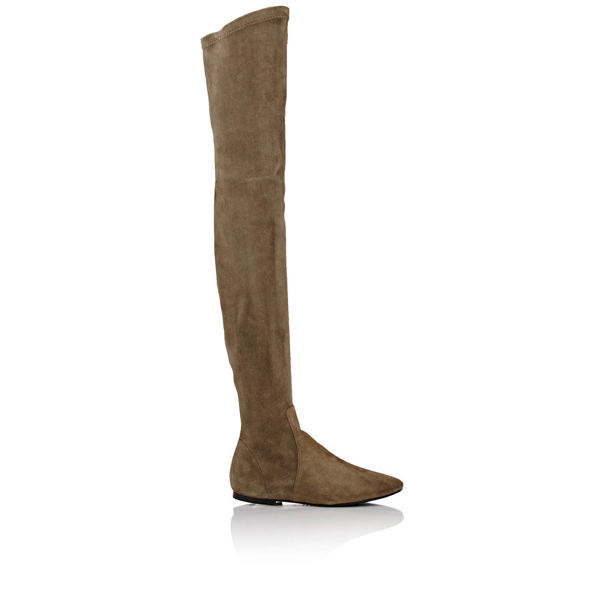 9def9f9baaf Lyst - Étoile Isabel Marant Women s Brenna Over-the-knee Boots in ...