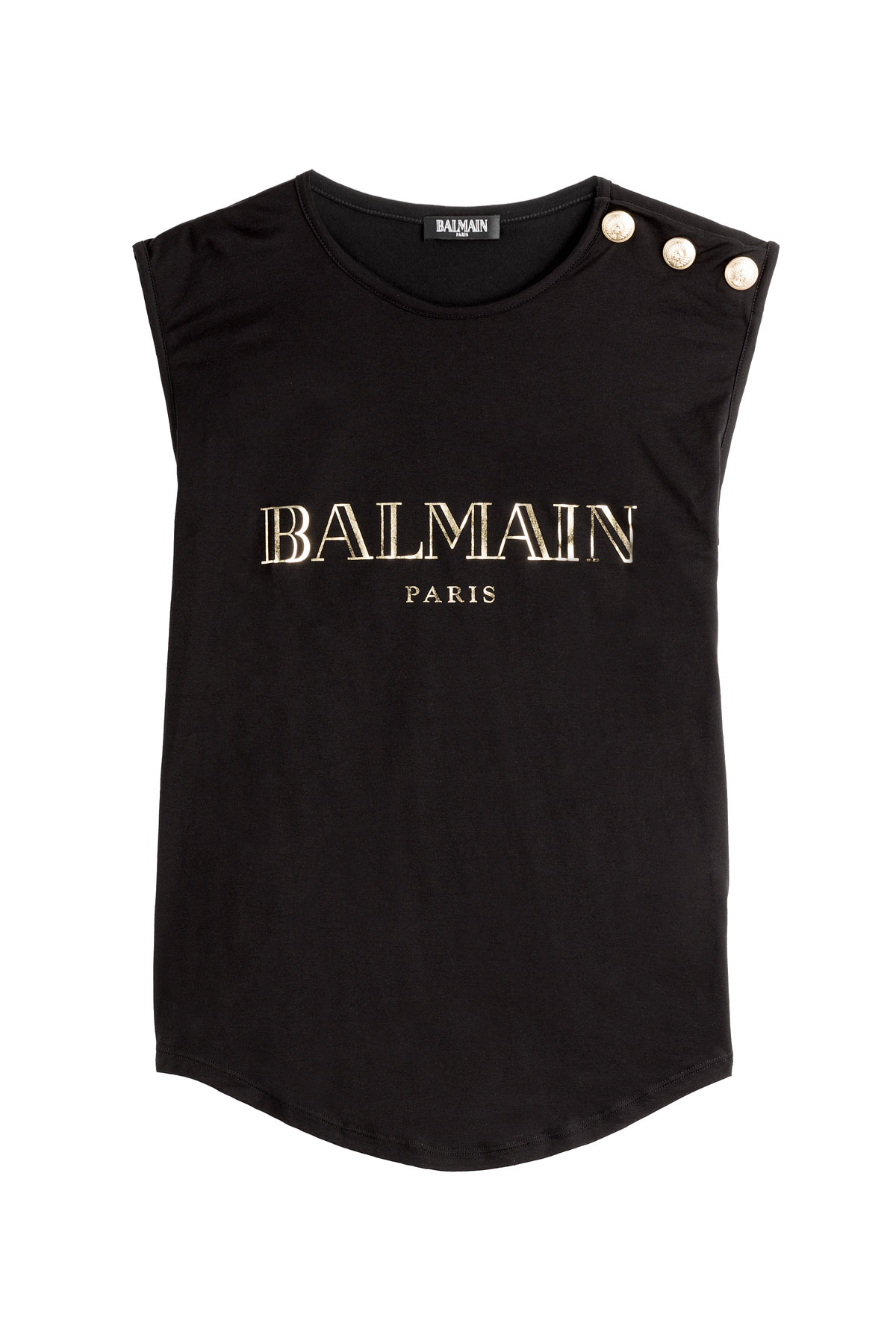 balmain logo t shirt black vector logos. Black Bedroom Furniture Sets. Home Design Ideas