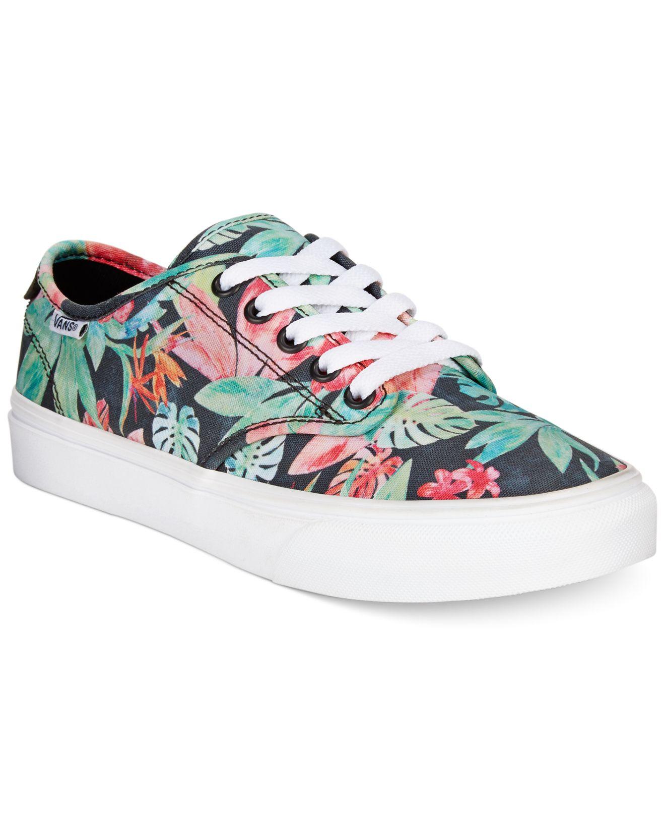 63a3ebf07f Vans Women s Camden Lace Lyst Up Sneakers SMjVLzqUpG