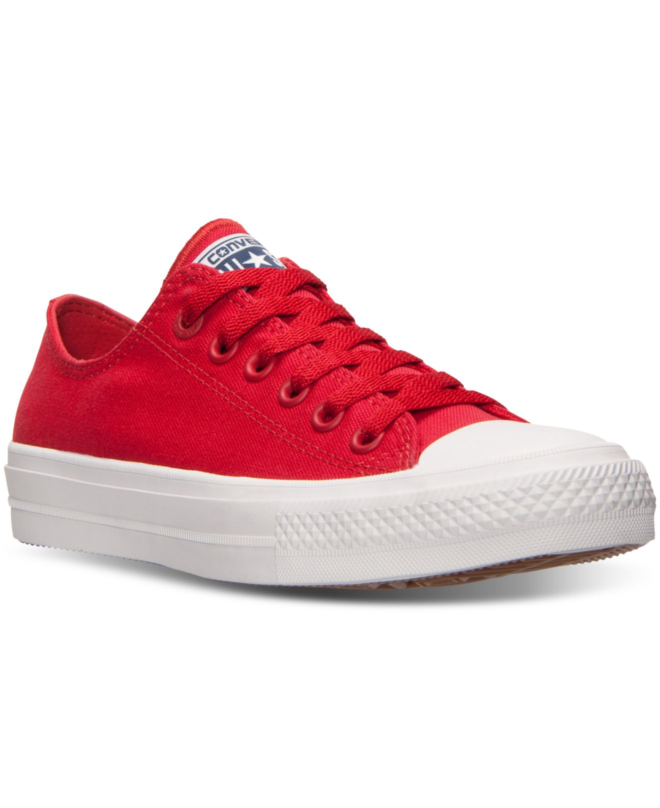 75429ad925b4e3 Lyst - Converse Women s Chuck Taylor All Star Ii Ox Casual Sneakers ...