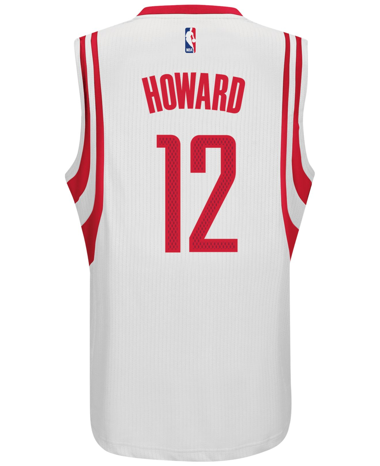 2b3a03d7d27 Lyst - adidas Men's Dwight Howard Houston Rockets Swingman Jersey in ...