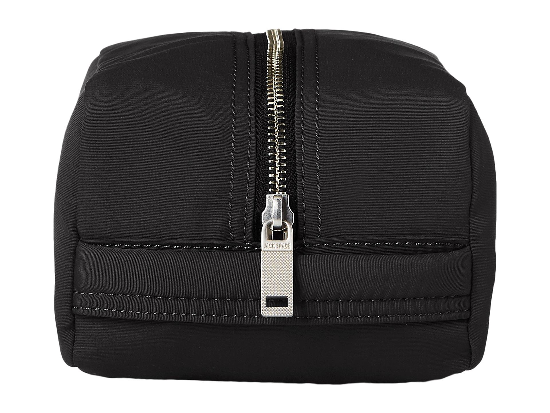 b04bf9d9ad16 Lyst - Jack Spade Tech Nylon Toiletry Kit in Black for Men
