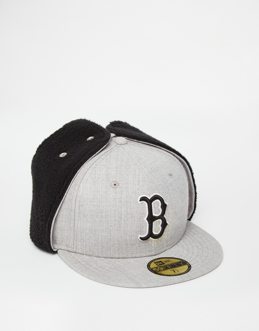 bc142b4ecc644 Lyst - KTZ Hat With Ear Flaps in Black for Men