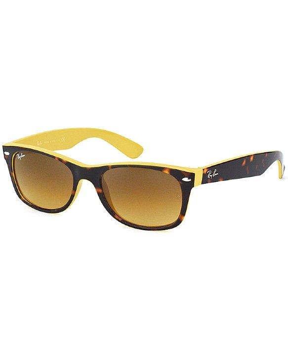 yellow ray ban wayfarer sunglasses  gallery. previously sold at: bluefly · women's ray ban wayfarer women's wayfarer sunglasses