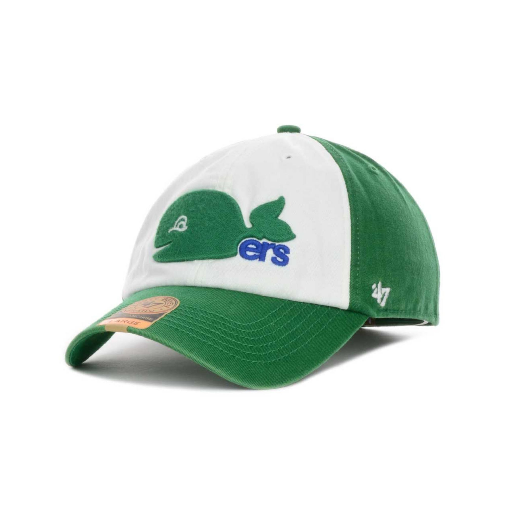 Lyst - 47 Brand Hartford Whalers Hof Fanchise Cap in Green for Men 9a02724dd20