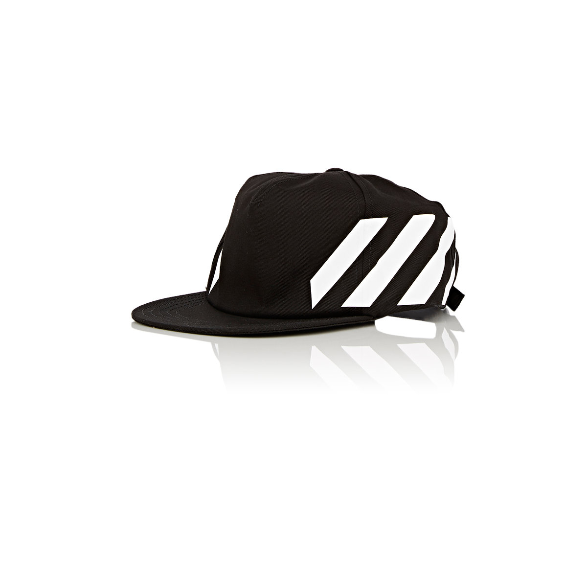 26d90fbbad3 Lyst - Off-White c o Virgil Abloh Twill Baseball Cap in Black for Men