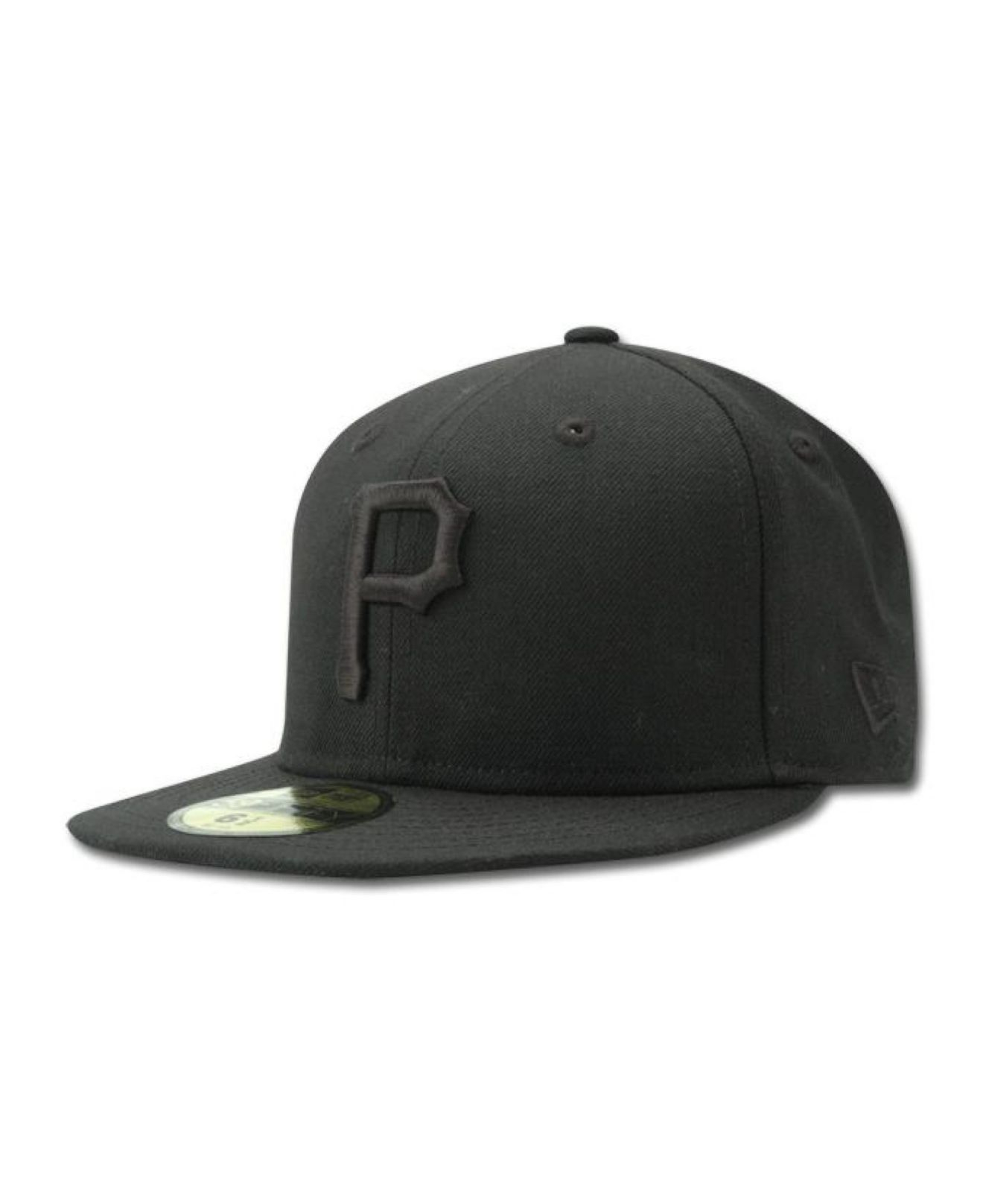 19fb0e1c405 Lyst - Ktz Kids  Pittsburgh Pirates Mlb Black On Black Fashion ...