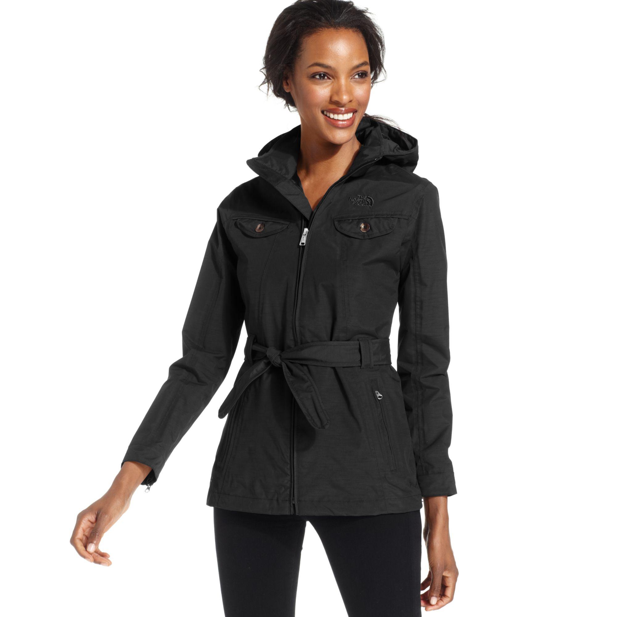 Womens Lightweight Rain Jacket