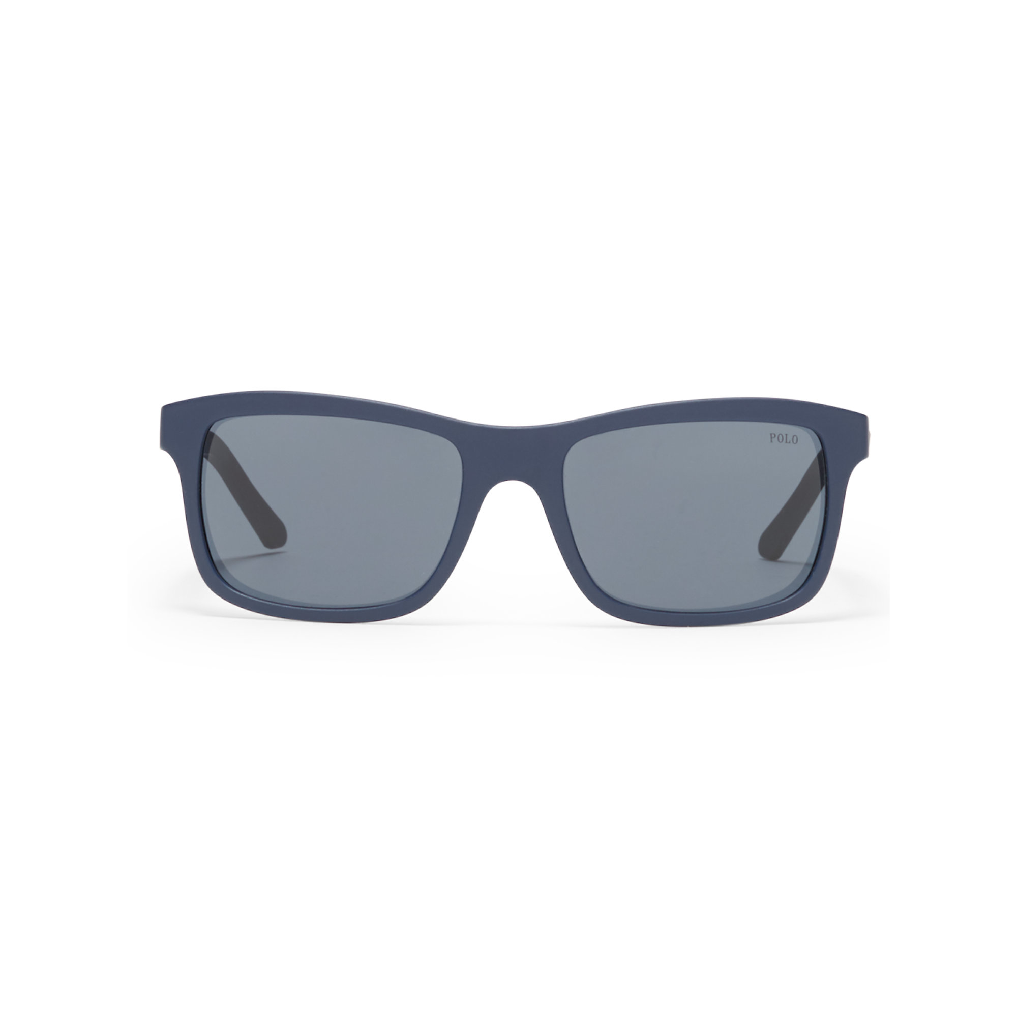 a3d94325d6 Polo ralph lauren Color Twist Square Sunglasses in Blue for Men