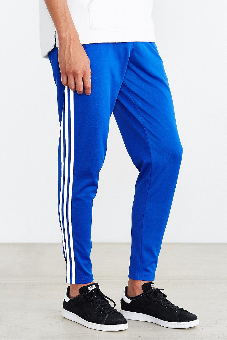 Adidas Originals Blue Originals Reflective Snake Superstar Track Pant for men