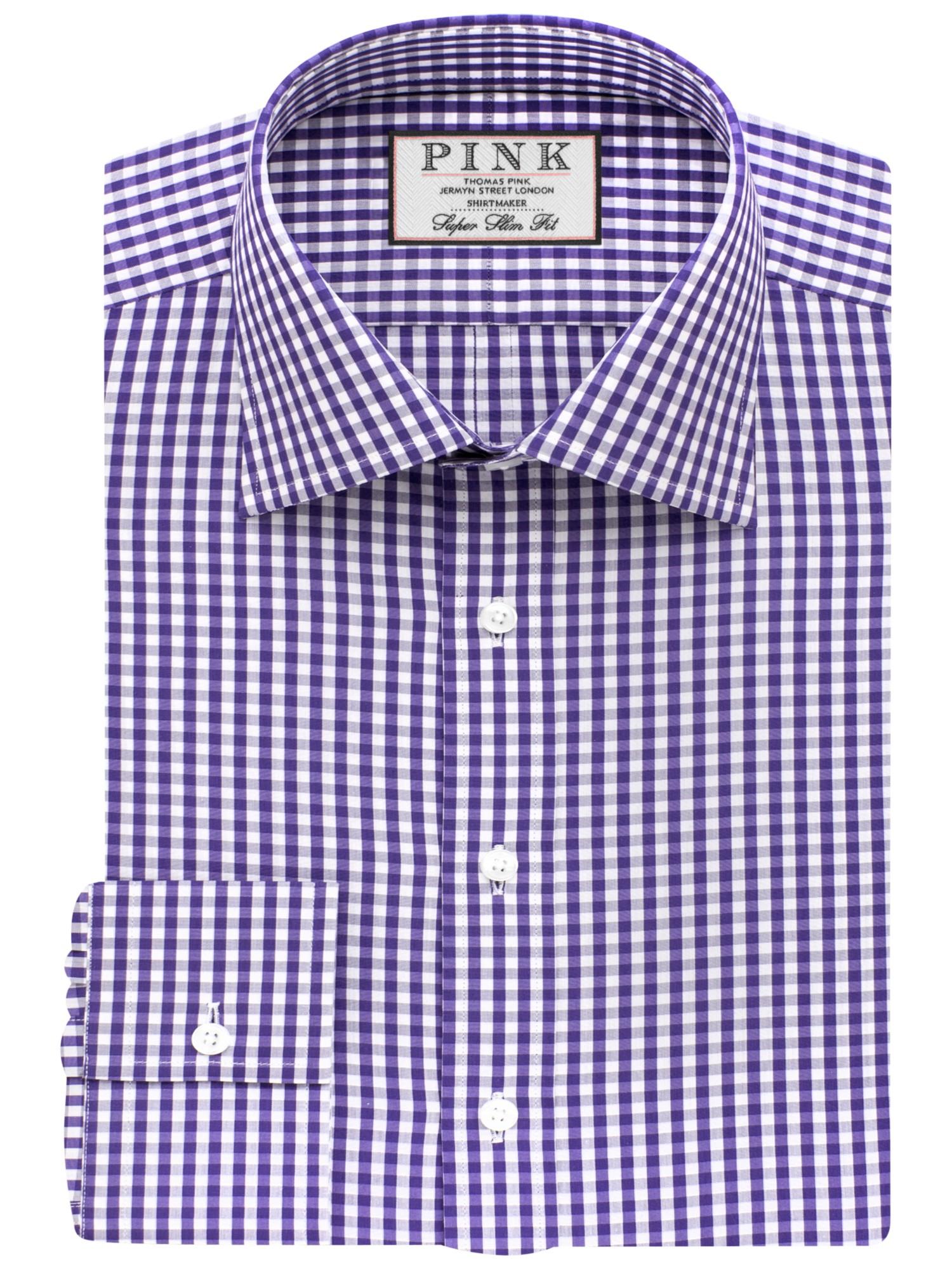 Thomas Pink Trueman Check Dress Shirt Bloomingdale 39 S