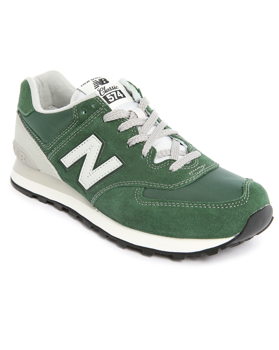 new balance 574 green suede skirt