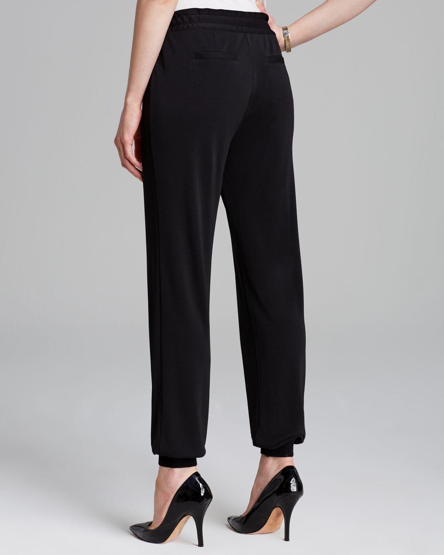 soft black pants - Pi Pants