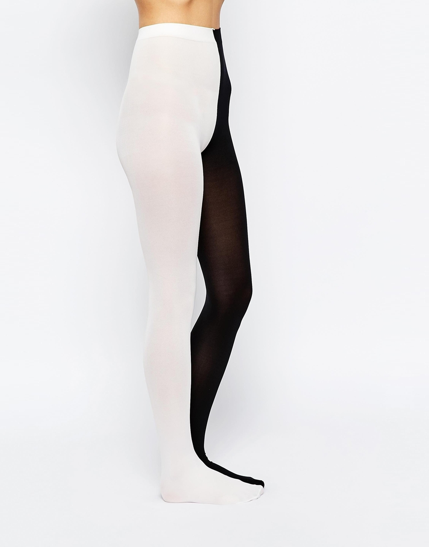 Black and White Wide Striped Tights - Adult One Size $ 15 40 Prime. 5 out of 5 stars 1. We Love Colors. Kid's Black Striped Tights in 20 Color Combos and 4 sizes! $ 9 out of 5 stars Rubie's. Red and White Striped Tights - Child - Accessories & Makeup. from $ 3 71 Prime. out of 5 stars