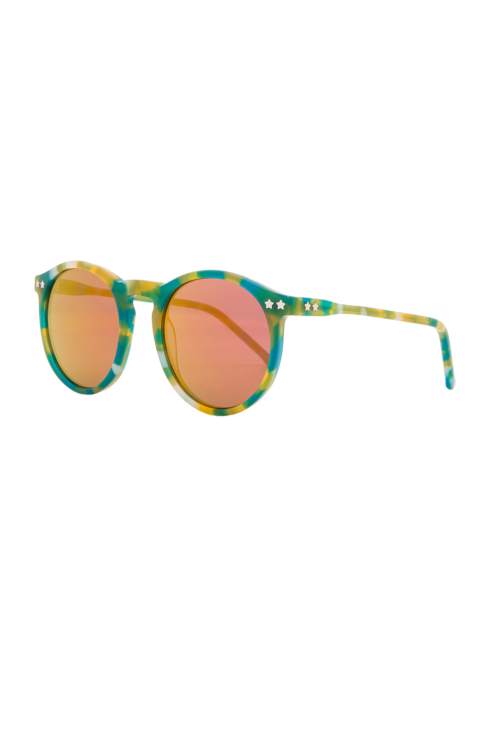 04ba24bda1 Lyst - Wildfox Steff Sunglasses in Orange