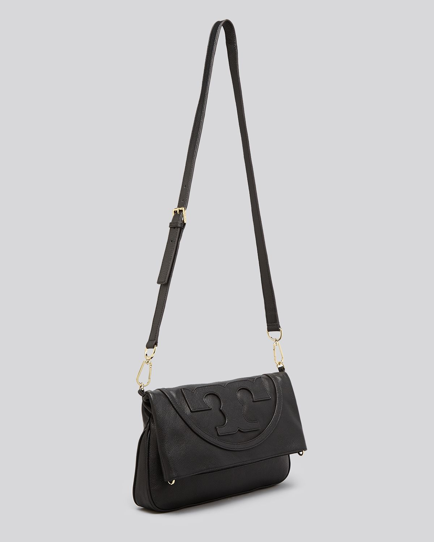 0721c437e6d5 Lyst - Tory Burch All T Suki Cross-Body Bag in Brown