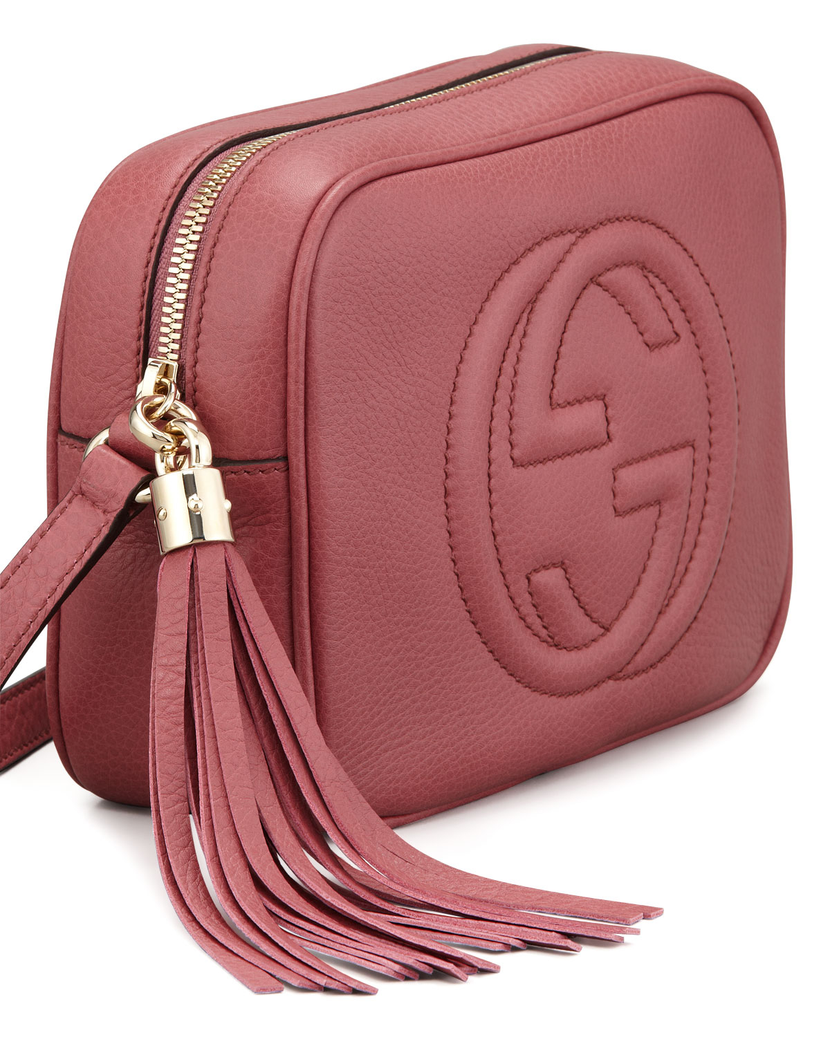 72d53a5ef75 Gallery. Previously sold at  Bergdorf Goodman · Women s Gucci Soho Bag