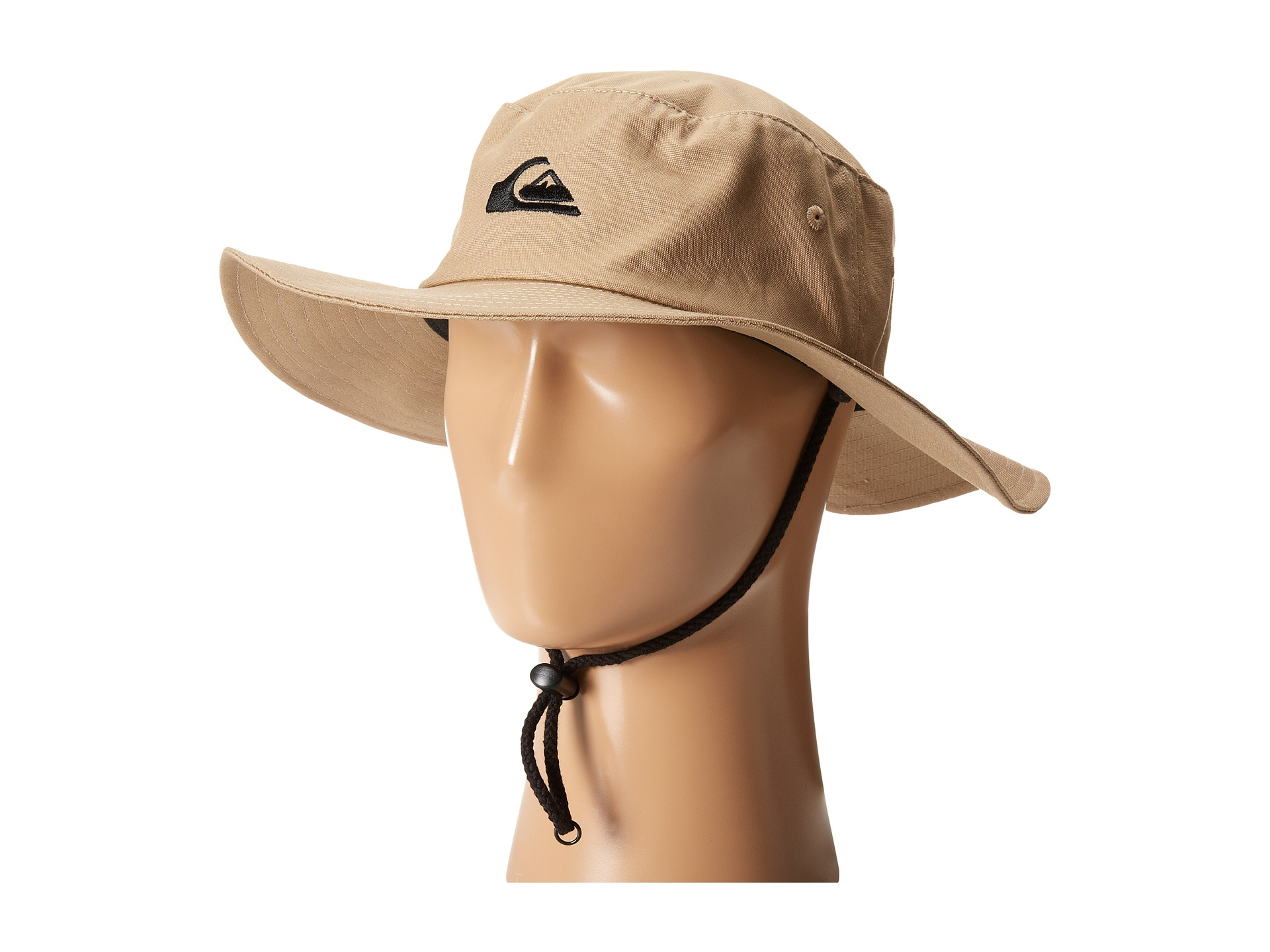 767876810073f ... spain lyst quiksilver original bushmaster hat in natural for men bdc6c  4692a