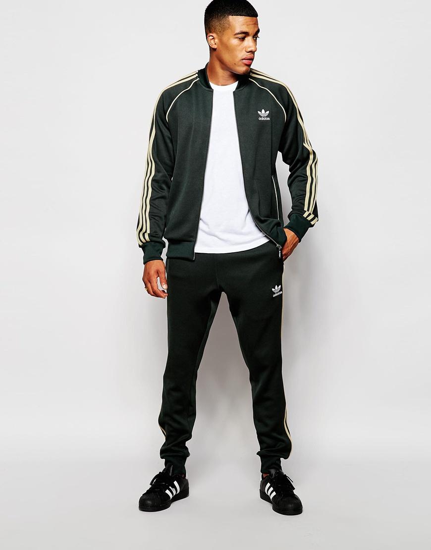 05f14b1af44f36 Lyst - adidas Originals Superstar Track Jacket Ab9716 in Gray for Men