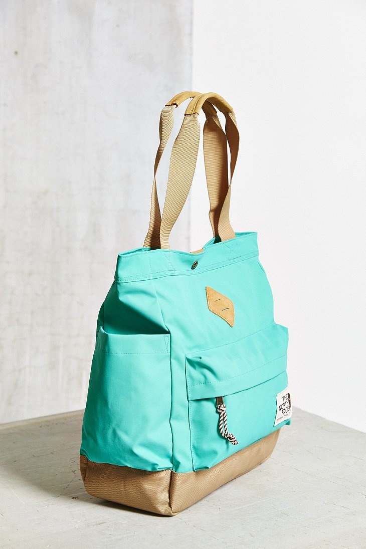 d3f3e5b4b The North Face Four Point Tote Bag in Green for Men - Lyst
