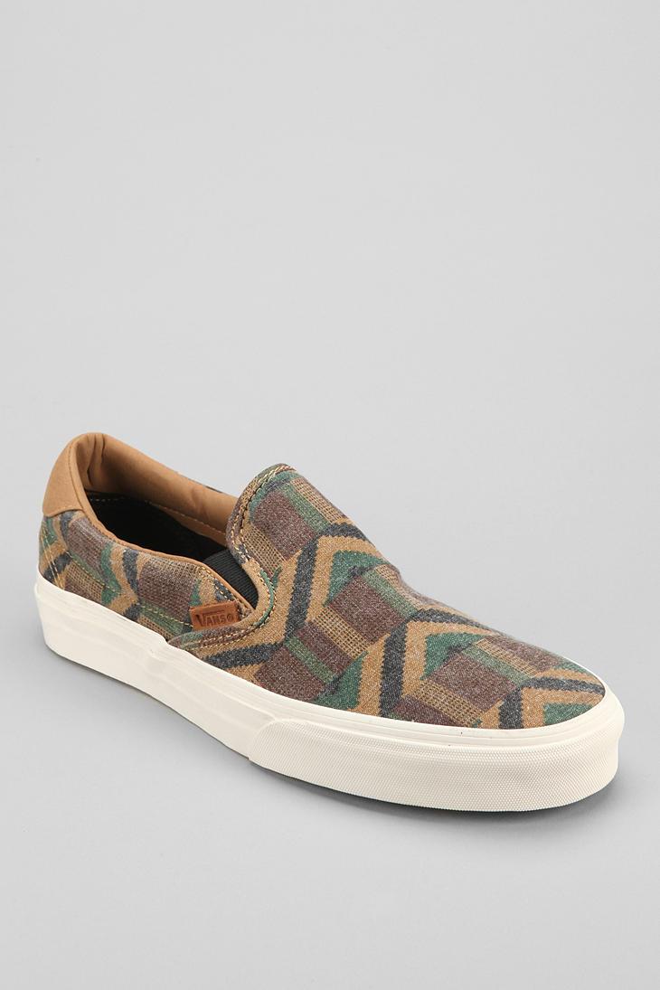 7b8595b1866cfd Lyst - Urban Outfitters Vans 59 California Camo Mens Slipon Sneaker ...