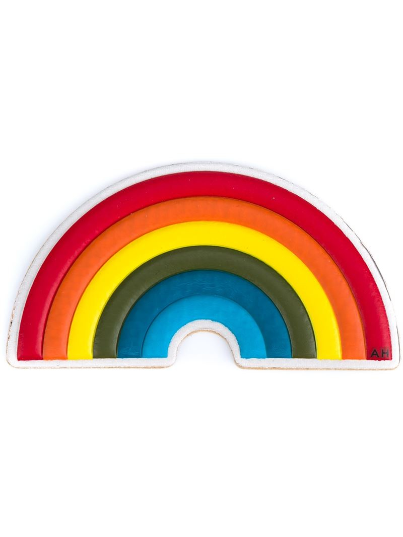 Anya hindmarch rinbow Sticker Lyst