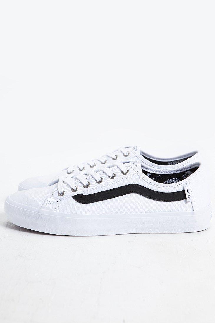 Lyst - Vans Black Ball Sf Sneaker in White for Men 4562994ff