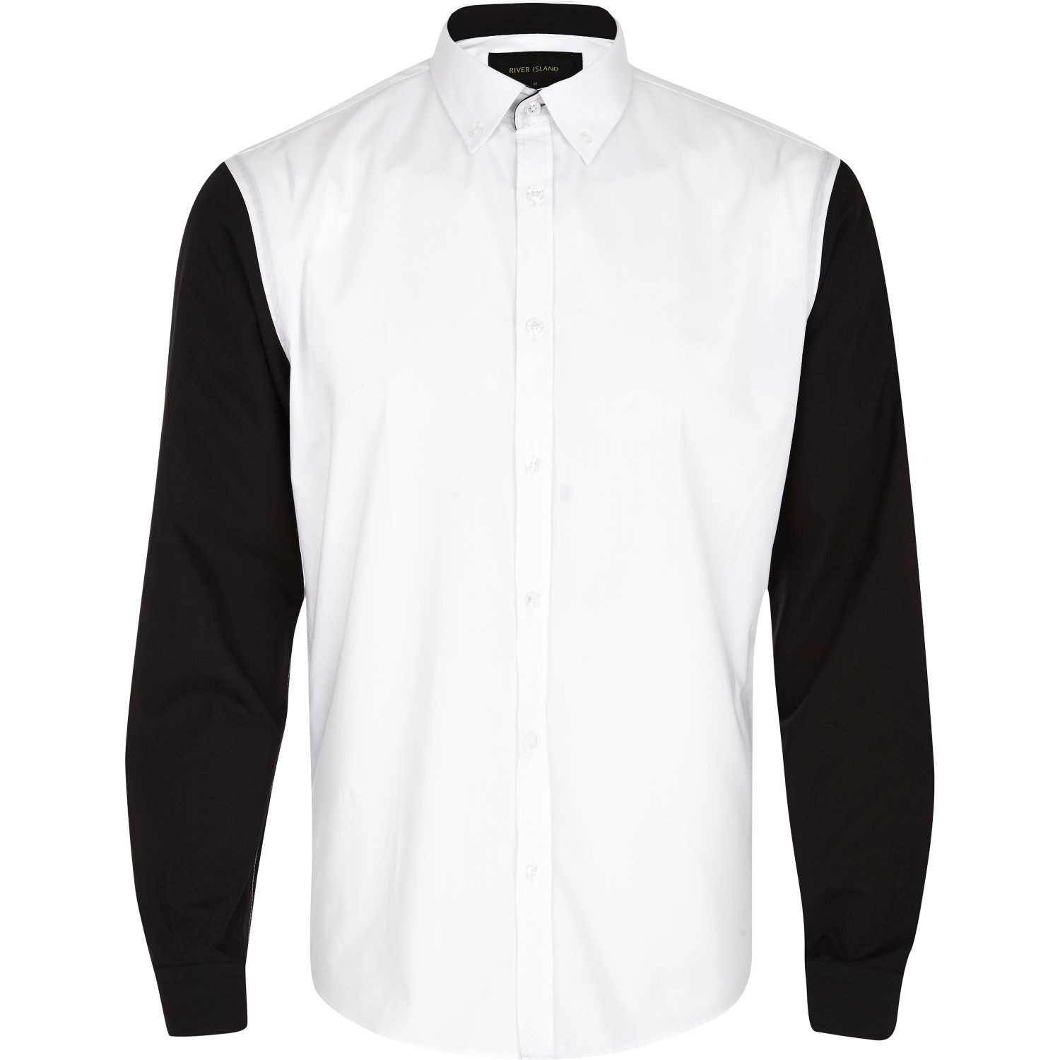 white shirt with black sleeves | Gommap Blog