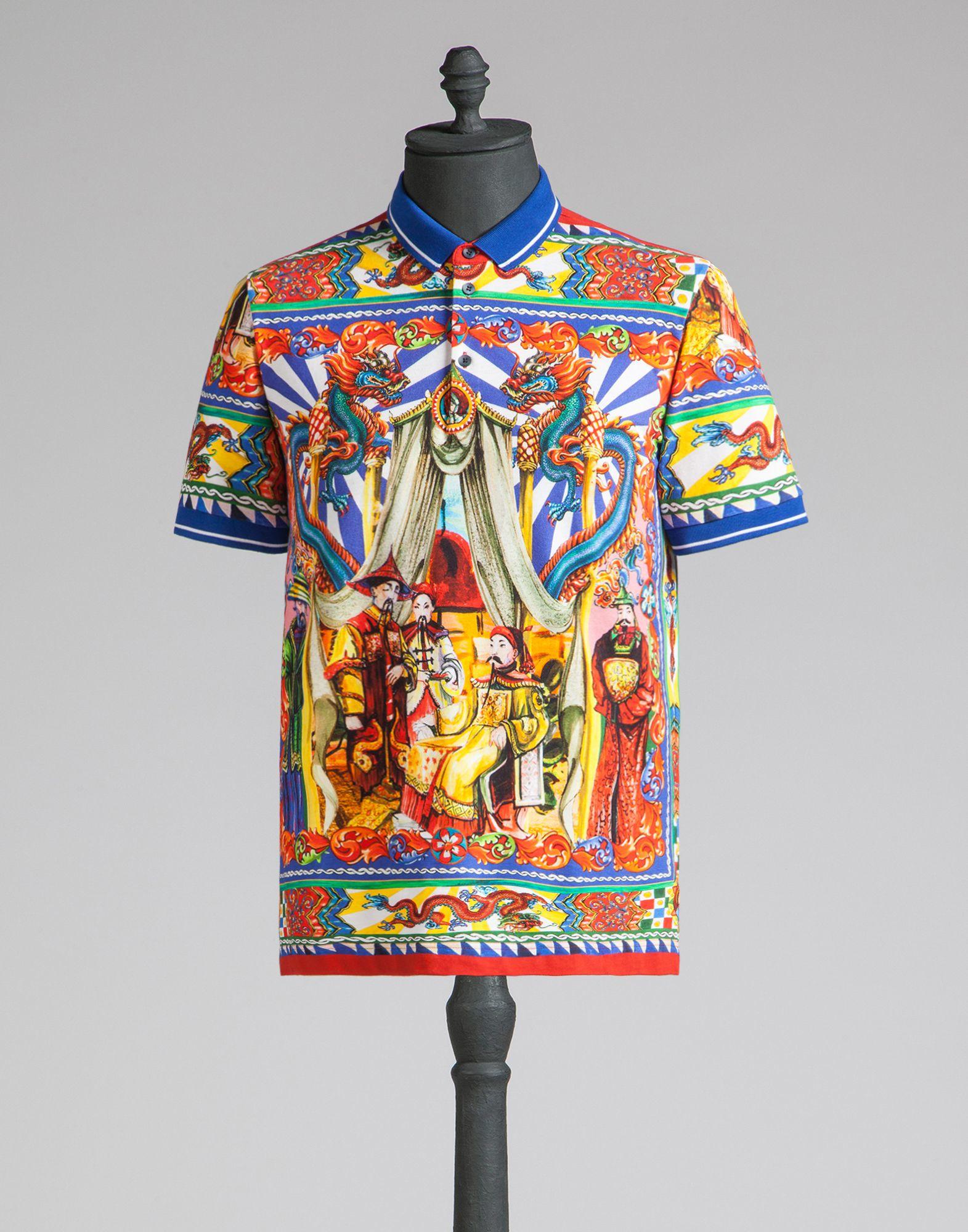 030156598 Polo Dolce Gabbana Peru | The Art of Mike Mignola