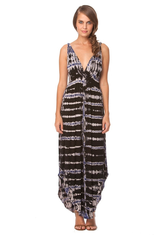 Gypsy 05 Freya Bamboo Pgl Maxi Dress Lyst