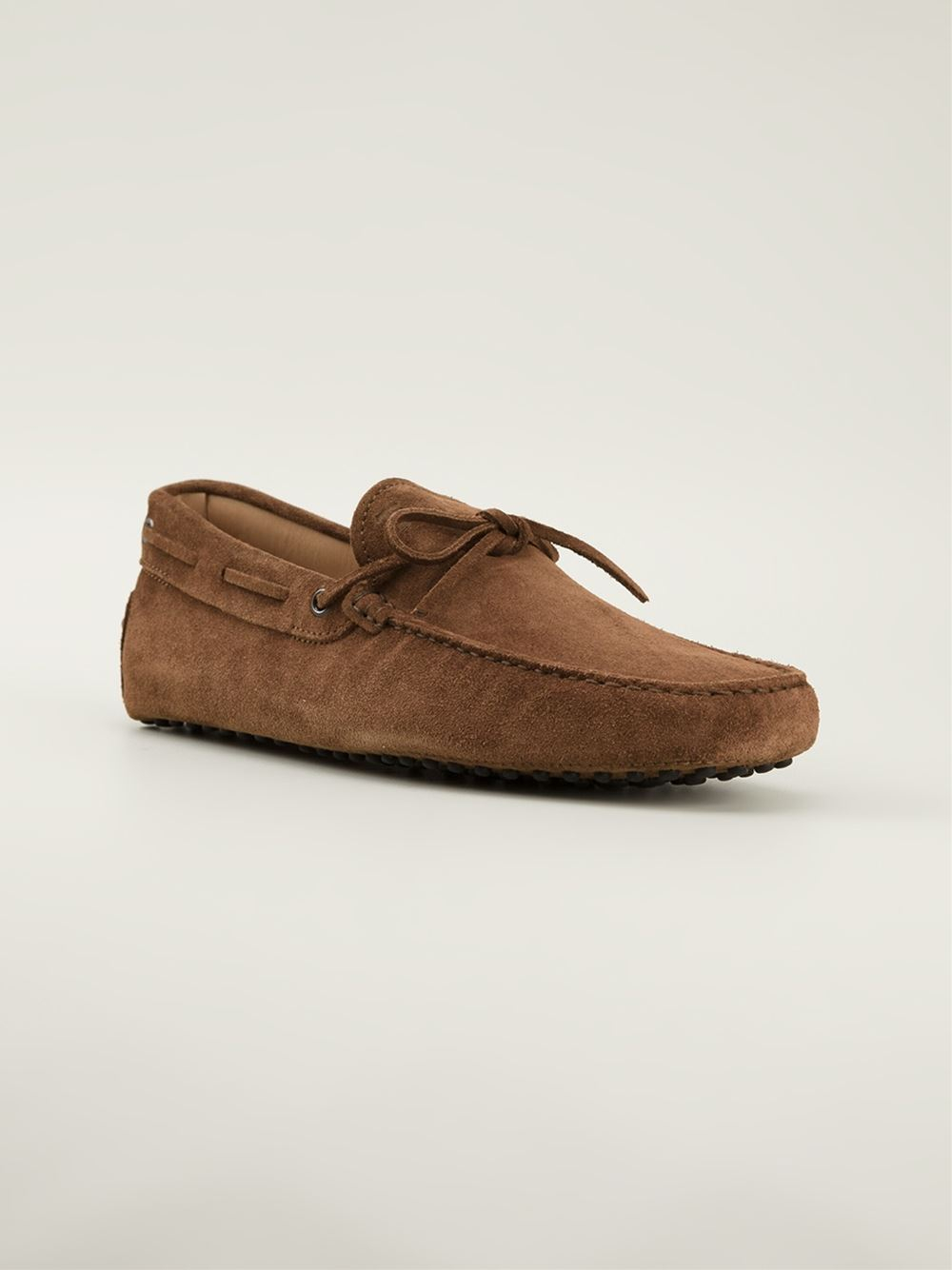 Professional For Sale Brown suede moccasins Tod's Big Discount Cheap Online flwj4md48e